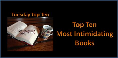 top ten intimidating