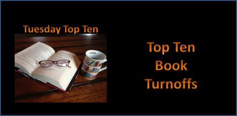 top ten turnoffs