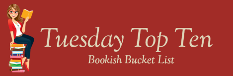 bookish bucket